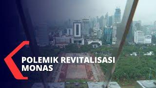 DPRD DKI Jakarta Minta Revitalisasi Monas Dihentikan