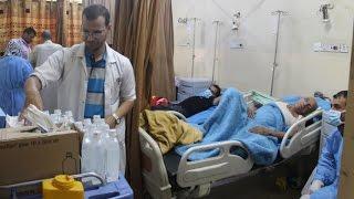 أخبار الصحة   شبح #الكوليرا في اليمن يهدد أكثر من 7 ملايين شخص