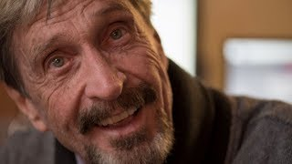 John McAfee calls to SCREAM and INSULT me over allegations of fraud.