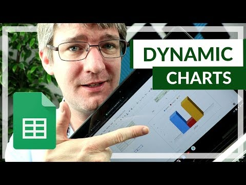 Dynamic Charts in Google Sheets