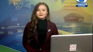 DD News Aizawl 16 Dec 2018 6:20 PM News