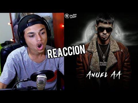 Anuel AA - Sexo Con Cristina [Official Audio] Reaccion !
