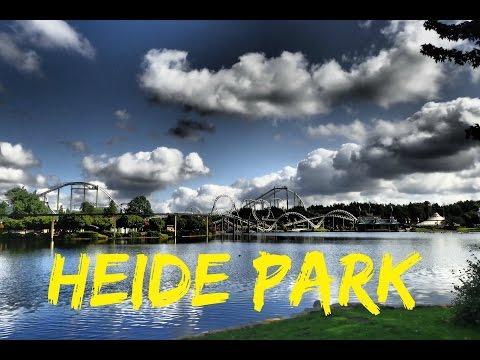 Heide Park 2016 | zábavný park v Německu