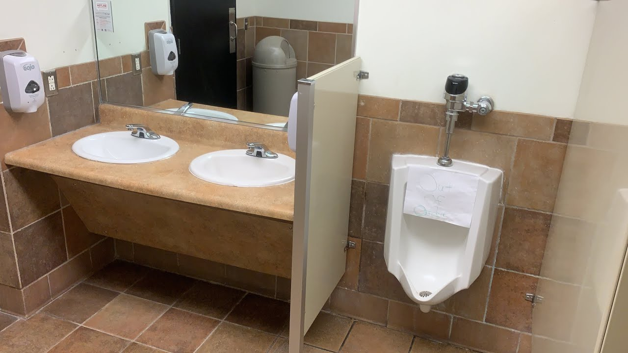Public Restroom Review T J Maxx Homestead Pa Youtube
