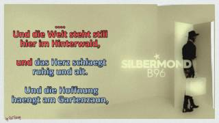 Silbermond -  B96 - Instrumental