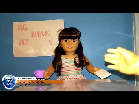 American Girl News at 5!!! * Gone wrong!! *  | Owlsome AG