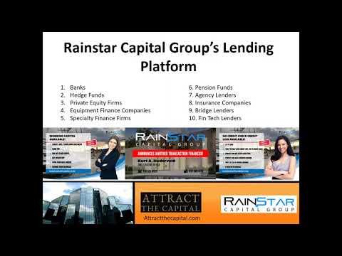 Rainstar Capital Group Lending Platform