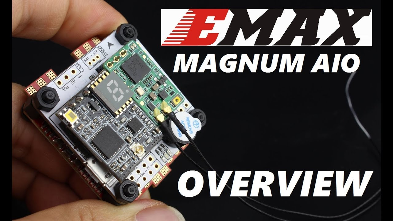 Emax Magnum F4 All In One Fpv Tower System Overview Youtube Wiring Diagram