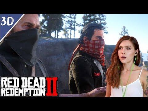 A Horrible Plan (Dutch, Micah & Charlotte) | Red Dead Redemption 2 Pt. 30 | Marz Plays thumbnail