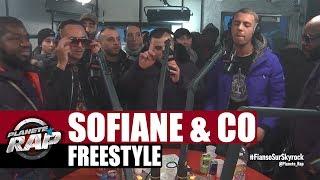 Freestyle de Sofiane, Bakyl, Samat, YL, Pagis & Brabuus #PlanèteRap