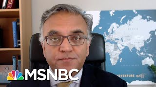 Dr. Jha: 'Incredibly Unwise' To Withhold Money From The World Health Org.   The Last Word   MSNBC