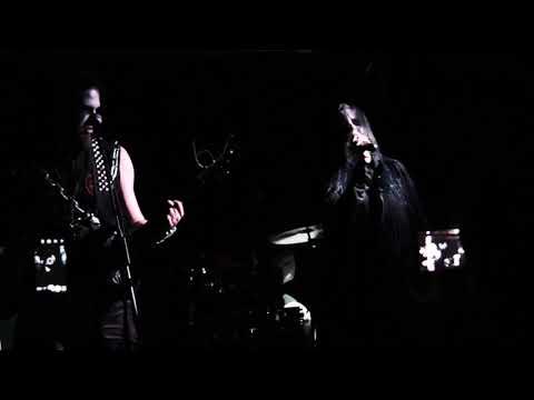 SÜNGEHEL - live at Winter Blitzkrieg II - Satanic offensive (Finland 2018)