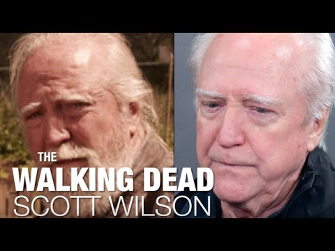 The Walking Dead: Behindthes with Scott Wilson who plays 'Hershel'