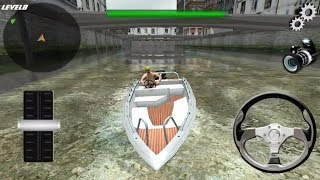 Crazy Boat Parking King Level 1-15 Android Game
