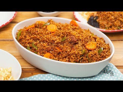 How To Prepare Corned Beef Jollof Rice
