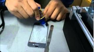 Maquina Separadora de Tactiles y Pantallas LCD