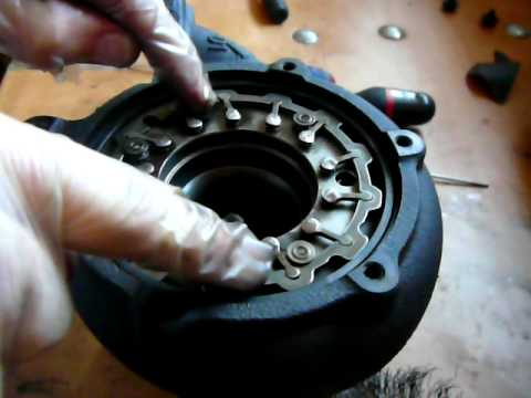 Volvo V70 S60 XC70 XC90 turbo D5 VNT - PART 3 - YouTube