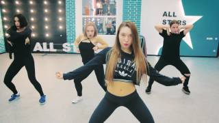 PARTYNEXTDOOR–Not Nice.Dancehall by Инна Костенко.All Stars Worshop 11.2016