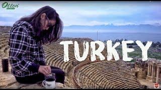 Otten Travelling ke Turkey - Mencoba Meramal Nasib Dari Sisa Ampas Kopi