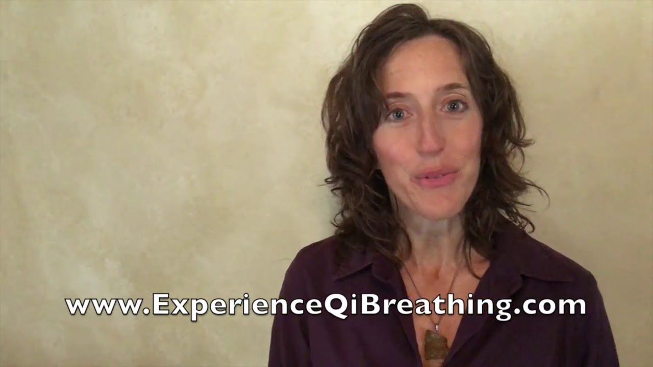 Qi Breathing: Why do a breathing session