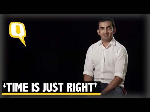Gautam Gambhir Announces Retirement From All Forms of Cricket | The Quint