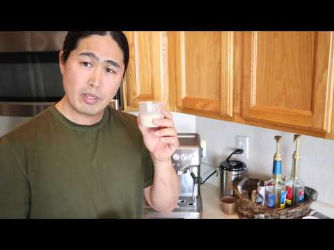 How to Clean Coffee Grinder with Rice - Breville Barista