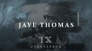 Spontaneum Session 9  |  Jaye Thomas  |  Forerunner Music