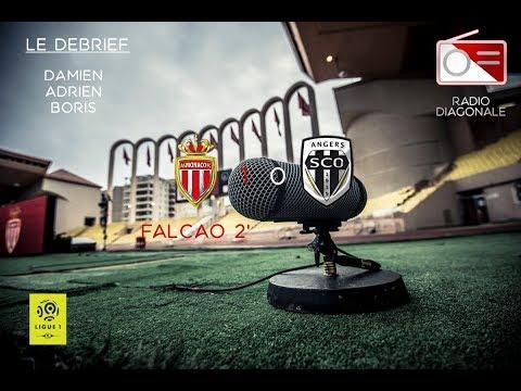 Le Débrief - Ligue 1 - J16 Monaco/Angers (1-0) + Libre antenne [VIDEO]