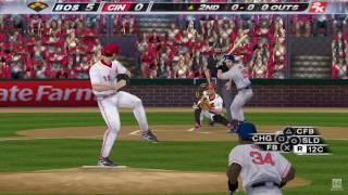 Major League Baseball 2K8 PSP Gameplay HD