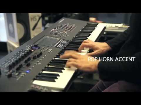 Yamaha Montage 7 Sound Demo - Türkiye Tanıtım Videosu - Yusuf Han Zengin