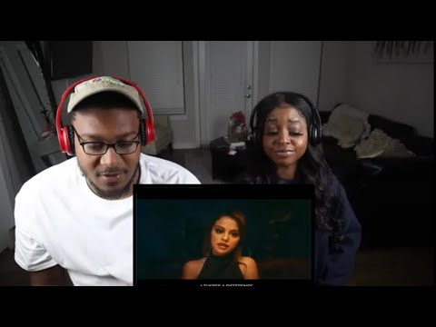 Selena Gomez - Boyfriend (official video) (reaction)