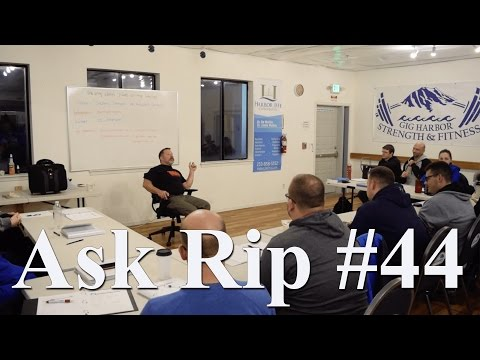 College program for effective coaches | Ask Rip #44