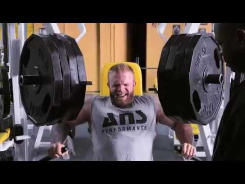 Freddy Palmer Personal Trainer Ottawa Training Iain Valliere IFBB Pro