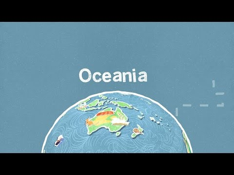 Come Explore...Oceania With Lonely Planet Kids