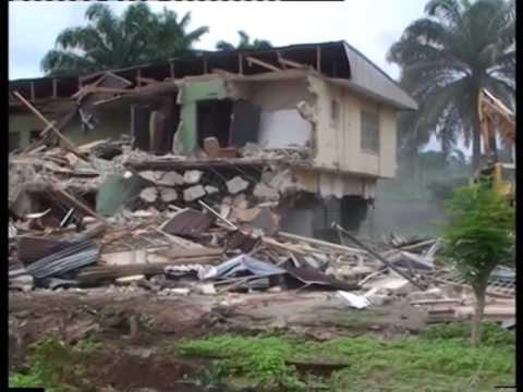 Demolition of Kidnapper