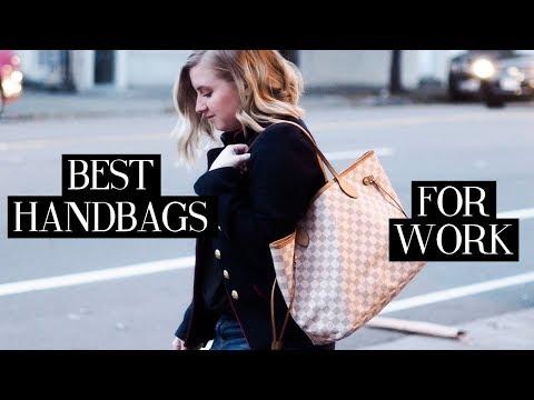 BEST HANDBAGS FOR WORK  Blondes & Bagels