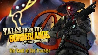 "Tales From the Borderlands Episode 5 Finale ""The Vault of the Traveler"" FULL Episode PC 1080p HD"