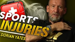 MY INJURIES DURING THE YEARS - Dorian Yates | London Real