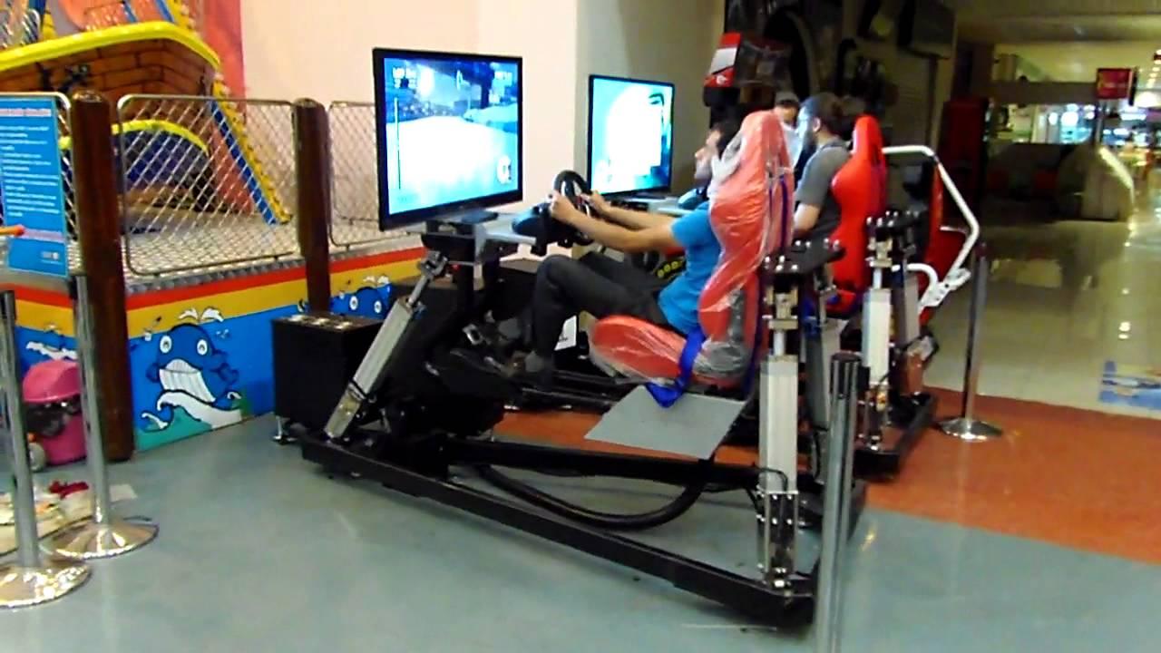 Simulator Racing Car