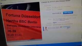 100.000€ für 2 Tickets!?! WTF?!?! FAIL!!! [HD]
