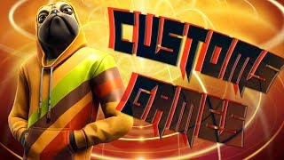 FORTNITE-CUSTOMS GAMES WITH A PRIZE! I BOUGHT THE WHOLE VBUCKS STORE!!! -#295