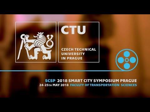 Smart City Symposium Prague 2018