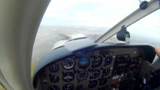 Piper PA28 Warrior III - Cross Country Nav Flight - 07/03/2017