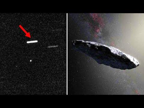 NASA Astronomer Reveals The True Nature Of Oumuamua