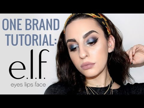 Elf Cosmetics: One Brand Tutorial & First Impressions!