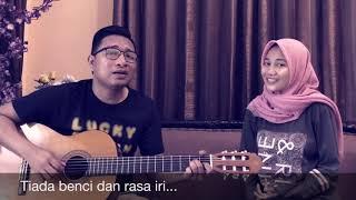 David Syahputra Ft Indah Septiani - Damailah Indonesiaku (Cover)