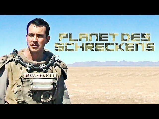 Planet des Schreckens - Die Rückkehr (Science-Fiction Film in voller Länge auf Deutsch, Sci-Fi) 👽