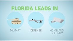 Florida Wins- Military, Defense Industries and Veterans are Important to Florida's Future