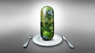 ¿Podría caber toda una comida en una sola píldora?