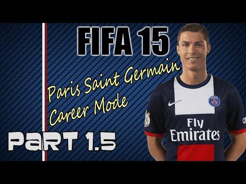 Fifa15 || TRANSFER RUMOURS || PSG Career - PART 1.5